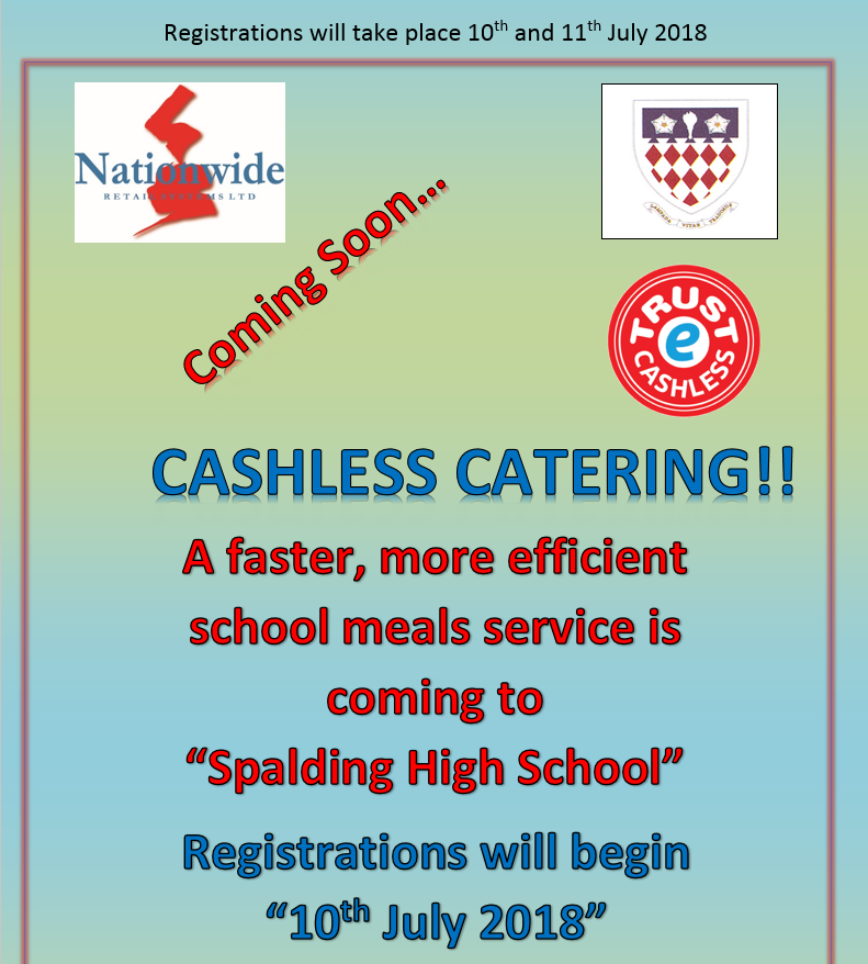 General - Cashless Catering Information