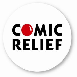 Clubs and Activities - comic relief logo