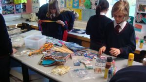 Clubs and Activities - customising denim 2
