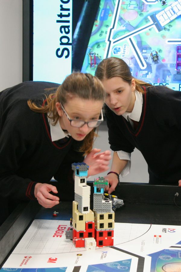 Design and Technology - Lego Competition1