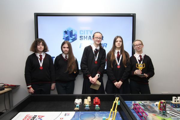Design and Technology - Lego Competition2