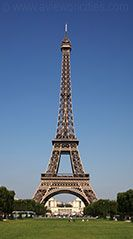 Modern Foreign Languages - Eiffel Tower