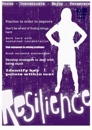 Learning Resource Centre - Resilience
