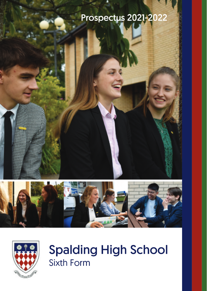 User Admin - Sixth Form Prospectus 21-22