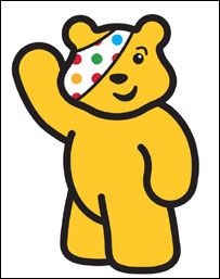Clubs and Activities - children in need logo