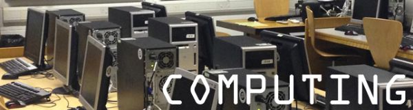 ICT and Business - Computing Banner
