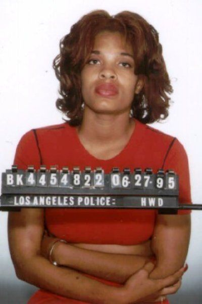 Psychology - mugshot divine brown