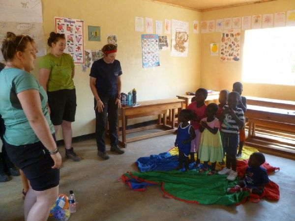 Clubs and Activities - Malawi primary school