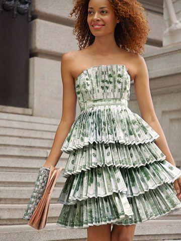 Money Dress